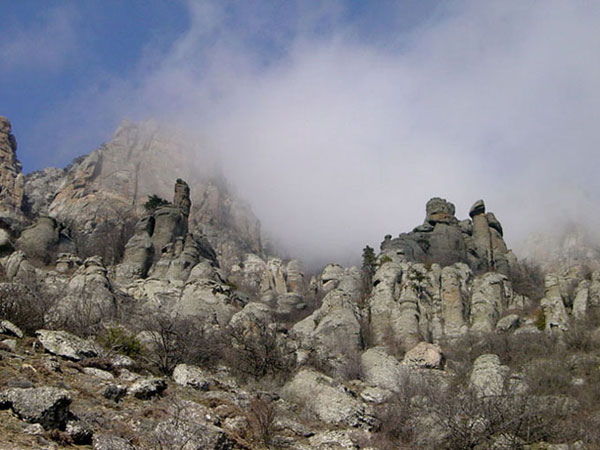 Долина Привидів
