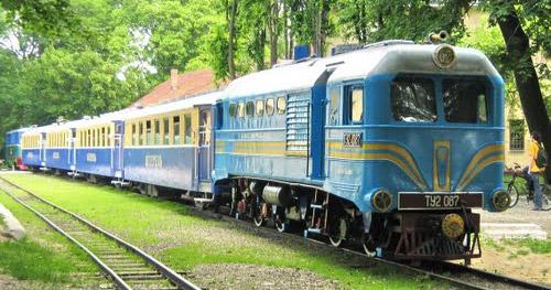 Поліський Трамвай