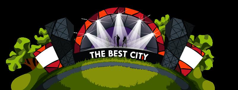 Фестиваль The Best City