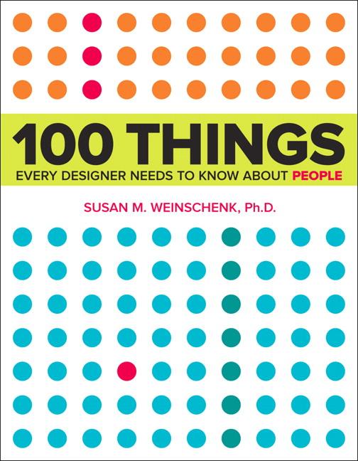 100 речей, які кожен дизайнер має знати про людей