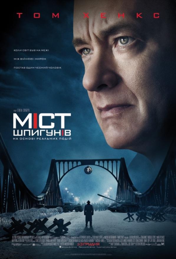 міст шпигунів. фільм