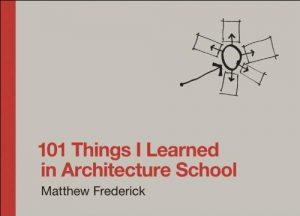 101 річ, якої я навчився в архітектурній школі