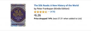 Знижка на книжку в Kindle Store
